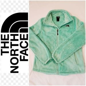 The North Face Fleece Mint Jacket  Large